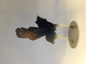 Statuette inox
